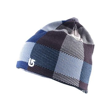 Men Women's Caps Winter Outdoor Sport single board skating and skiing knitted Beanies Warm Caps Hats