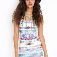 Azteca Dress in  Clothes Dresses Body-Con at Nasty Gal