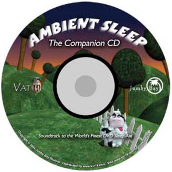 Ambient Sleep Companion CD