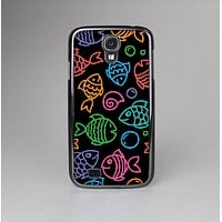 The Vector Color-FIsh Skin-Sert Case for the Samsung Galaxy S4