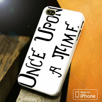 Henry's Book Once Upon A Time iPhone 4(S),5(S),5C,SE,6(S),6(S) Plus Case