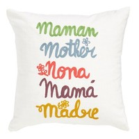 Nordstrom at Home 'Mom' Pillow
