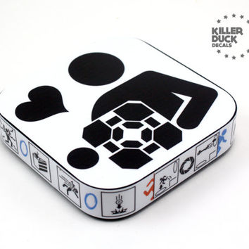 Portal Entertainment Companion Apple TV Skin