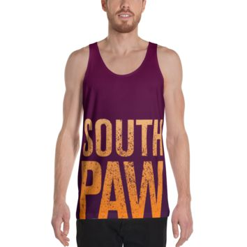 South Paw Unisex Tank Top