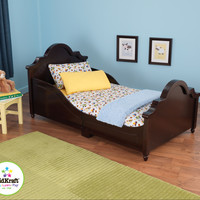 Raleigh Bed - Espresso: Raleigh Toddler Bed - Espresso