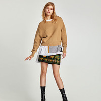 ROUND NECK SWEATER - View all-KNITWEAR-WOMAN | ZARA United States