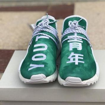 DCCK Pharrell Williams x PW HU NMD Youth F99768 36---46.5