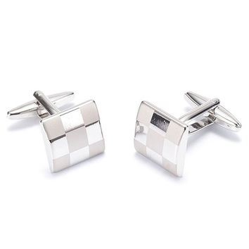 1Pair 2017 Man Classic High-end Cuff links French Cuff links Nail Sleeve Button