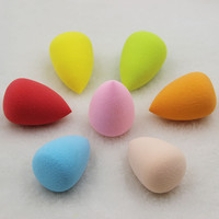 5pcs Water Droplets Shape Makeup Sponge Flawless Smooth Powder Beauty Cosmetic Puff Foundation Make up Clean Blender Tools