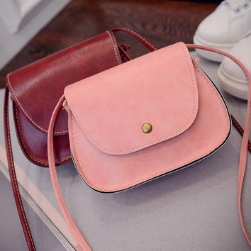 Hot Sale Fashion Vintage Stylish Simple Design One Shoulder Bags [6583113159]