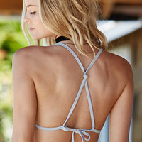 LA Hearts Knotted Bralette Bikini Top at PacSun.com