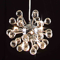 Modern Crystal 6-light Fixture Chandelier | Overstock.com