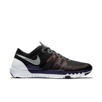 Nike Free Trainer 3.0 AMP (Super Bowl Edition) Men's Shoe Size 10 (Black)