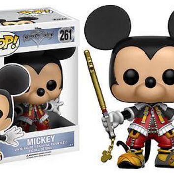 Funko Pop Disney: Kingdom Hearts -  Mickey