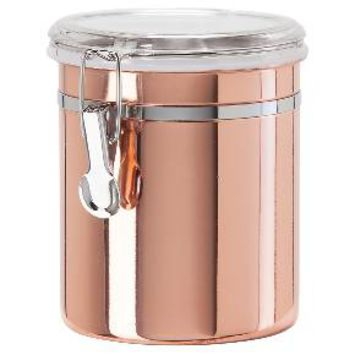 OGGI 52oz Copper Plated Canister