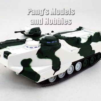 AAV-7 (AAVP7) Assault Amphibious Vehicle - Marines - 1/72 Scale Diecast Model