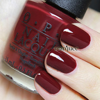 OPI Nail Polish (D12-Skyfall) NEW James Bond Skyfall 007 Winter 2012 Collection