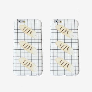 French Bread iPhone Case
