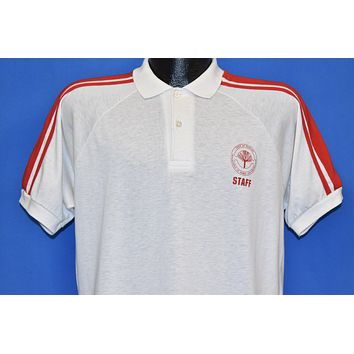 80s Ramapo Department of Parks and Recreation Polo Shirt Large