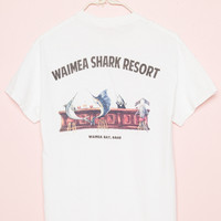 Jamie Waimea Shark Resort Top
