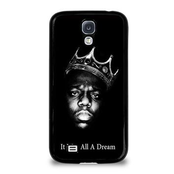 notorious big samsung galaxy s4 case cover  number 2