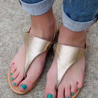 Summer Radiance Sandal