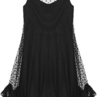 Milly | Lisette polka-dot tulle dress | NET-A-PORTER.COM