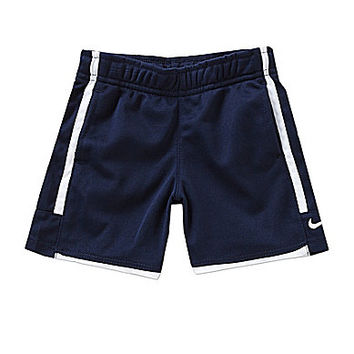 Nike 12-24 Months Dri-FIT Double Shorts - Obsidian