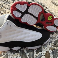 "AIR JORDAN RETRO 13 ""HE GOT GAME"" Size US 5.5-13"