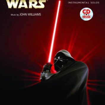 CREYCY2 Star Wars A Musical Journey Episodes I-VI, Instrumental Solos: Alto Saxophone, Level 2-3