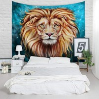 The Lion King Large Boho Tapestry