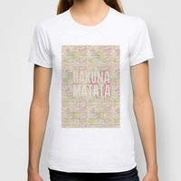 TATA HAKUNA MATATA  T-shirt by VisualPonderland | Society6