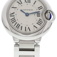 Cartier Ballon Bleu quartz womens Watch 3009 (Certified Pre-owned)