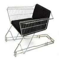 Shopping Cart Chair at Curiobot