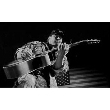 "Toby Keith Poster Black and White Poster 24""x36"""