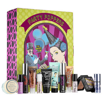 Party Poppers 12 Days of Gorgeous Set - Benefit Cosmetics | Sephora