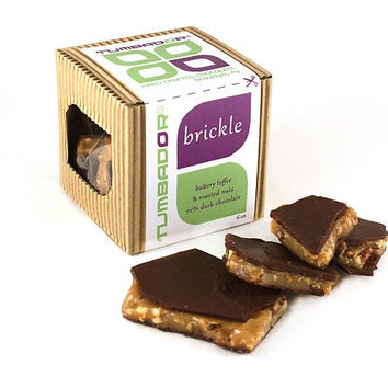 Chocolate Covered Toffee Brickle