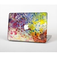 The WaterColor Grunge Setting Skin Set for the Apple MacBook Air 13""