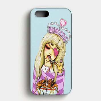 Maneater iPhone SE Case