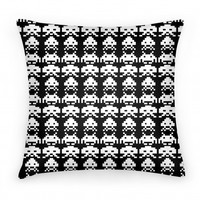 Invader Pillow