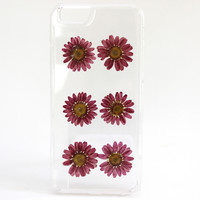 Mary Jane iPhone 6 Dried Flower Phone Case
