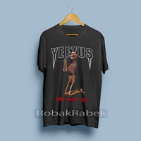 Kanye west yeezus  - High Quality Tshirt men,women,unisex adult