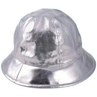 METALLIC BUCKET HAT