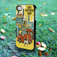 Dave Matthews Band - for iPhone 4/4s, iPhone 5/5S/5C, Samsung S3 i9300, Samsung S4 i9500 *Greensoulcase*