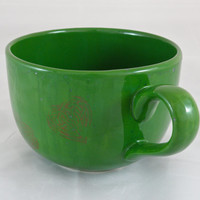 Extra Large Cup  24 oz  Tea cup  Cereal cup  Cappuccino cup  Soup Mug