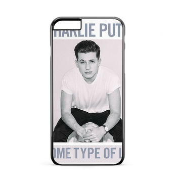 Charlie Puth Some Type of Love iPhone 6 Plus Case