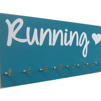 running: Running medals holder rack