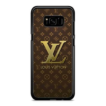 Fagreat Design Louis Vuitton Samsung Galaxy S8 Case