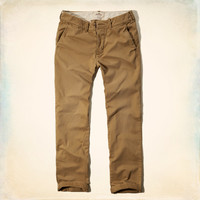 Hollister Classic Straight Chinos