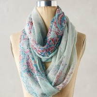 Caserta Infinity Scarf by Anthropologie in Sky Size: All Scarves